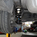 Coil spring conversion - A C4 Picasso which has just had a coil spring conversion done