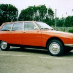 Citroen GS Restoration