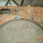 Inner rear wing