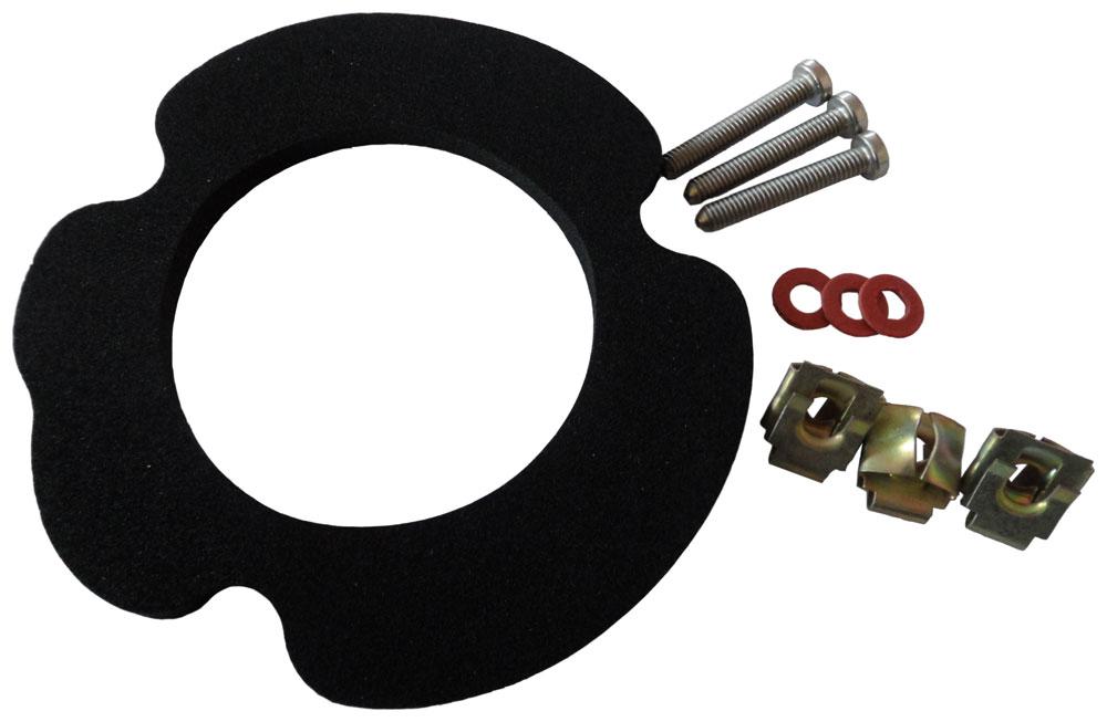 BX fuel filler neck gasket and fitting kit