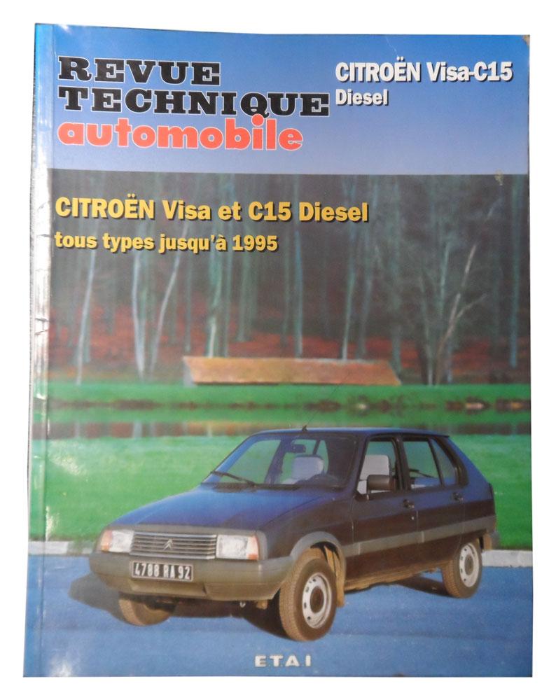 revue technique c15 francais